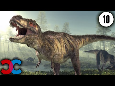 10 Terrifying Dinosaurs from the Cretaceous Period