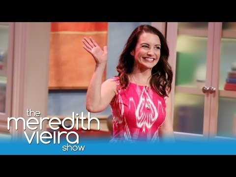 Kristin Davis On Her SATC Regret! | The Meredith Vieira Show