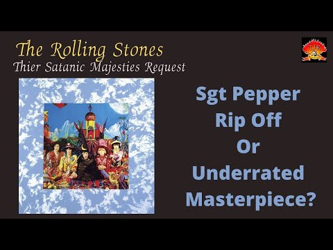 Album Analysis The Rolling Stones: Their Satanic Majesties Request