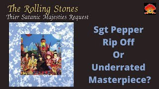 Album Analysis The Rolling Stones Their Satanic Majesties Request