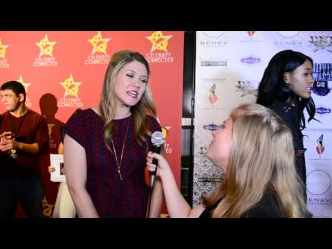 Shalyah Evans of MTV's Girl Code  at Celebrity Connected MTV Movie Awards Suite