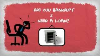 Is Bankrupt Holder Eligible To Apply For A Loan?