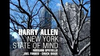 Harry Allen - Rose Of Washington Square