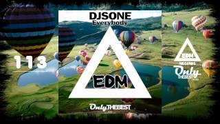 DJSONE - EVERYBODY #113 EDM electronic dance music records 2014