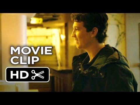 Whiplash Movie CLIP - Would You Wanna Go Out With Me, Ever? (2014) - Miles Teller Movie HD