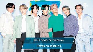 La agrupación surcoreana de K-pop volvió a conquistar esta semana las listas estadounidenses con su cuarto número uno en apenas nueve meses