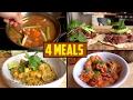 4 Ingredient Meals To Survive Winter