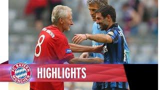 FC Bayern AllStars vs. Inter Forever