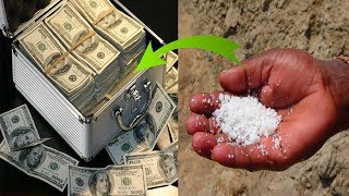 Trun Salt Into Dollars💵 Be Rich In 5 Days🤑Salt Money Spell