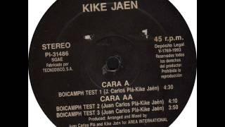Kike Jaen - B2 -  Boicamph Test 3