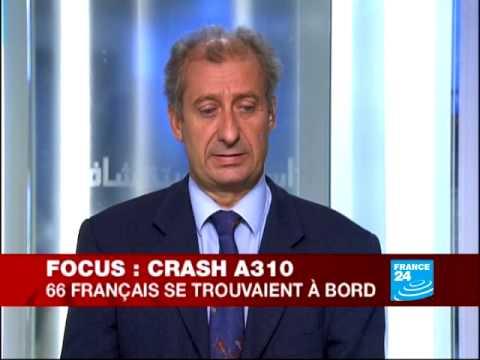 FOCUS sur le crash de l'A310