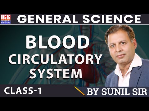 Blood circulatory system | SUNIL SIR | ICS COACHING CENTRE