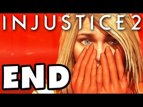 SUPERMAN BAD ENDING - Injustice 2 - Gameplay Part 14 - Chapter 12: Absolute Power! (Story Mode)