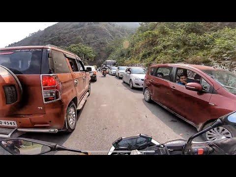😫 Petrol ke liye 3 KM lambi line   Hemkund Sahib Ep.03