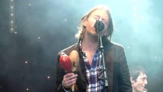 Radiohead - Lotus Flower | Glastonbury Festival 2011, Pilton UK (1/7)