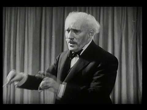 """The Internationale"" conducted by Arturo Toscanini--BANNED by U.S. censors!"
