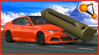 BeamNG.drive - SENSELESS DESTRUCTION - Shooting Edition