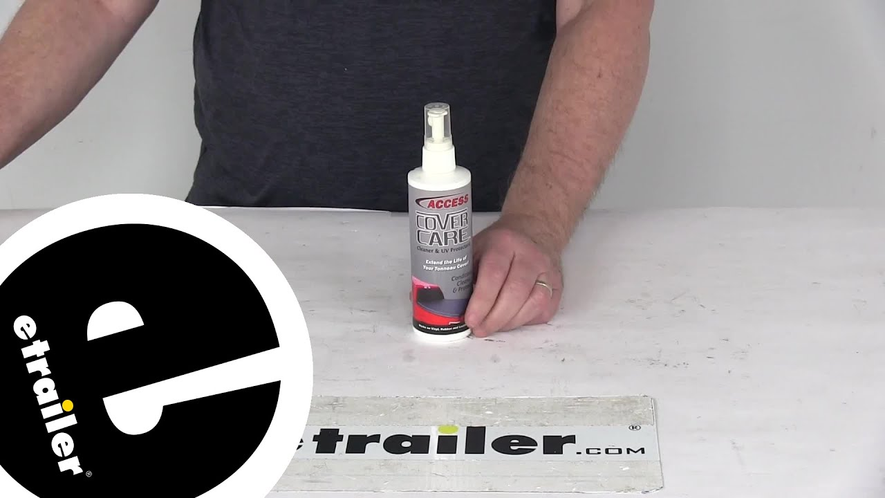 Etrailer Review Of Access Tonneau Covers A80202 Youtube