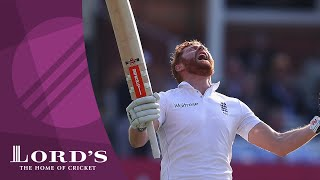 Jonny Bairstow on his first Lord's Test century | Honours Board Legends