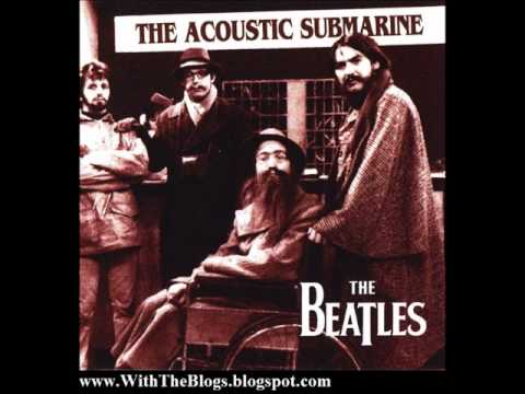 The Beatles - Back In The U.S.S.R (Acoustic, Bootleg Recording)