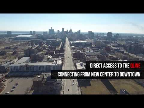 Soma District - High-End Mixed-Use Development - Detroit Michigan