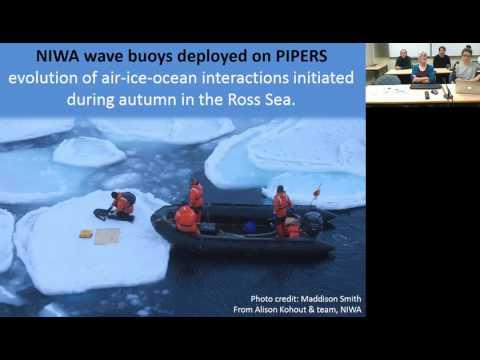 Deep South Seminar: Pat Langhorne on Antarctic Sea Ice