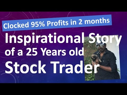 Stock Trader in India - A Success Story