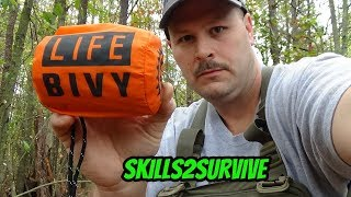 Life Bivy Review !!