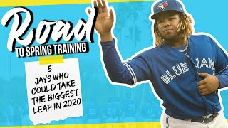 5 Blue Jays Who Could Take The Biggest Leap In 2020 | Road To Spring Training