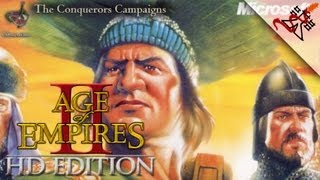 Age of Empires 2 - 6. The Fall of Rome | Attila the Hun [HD Edition/1080p]