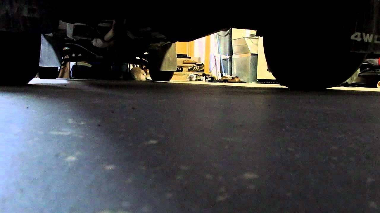 Toyota Pickup 3vze v6 Straight Pipe w/cat