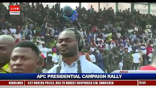 campaign rally