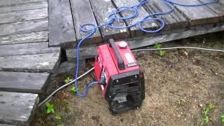 12 V  honda generator