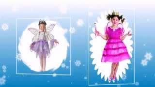 Выбираем костюм девочке на Новый Год