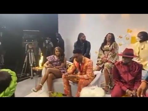 Download Day 1 ★ Big Brother Naija Lock Down Reunion Shoot   Wathoni And Praise Clash