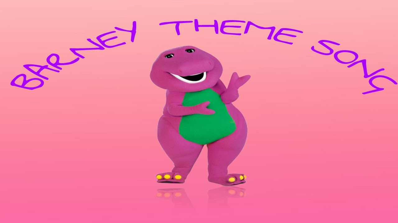 Barney Theme Song [EXTENDED]