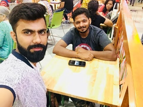 Learn German |When I Met My Friend From Chennai After Long Time 😎|