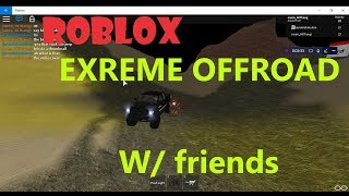 Roblox-extreme hors route w / amis