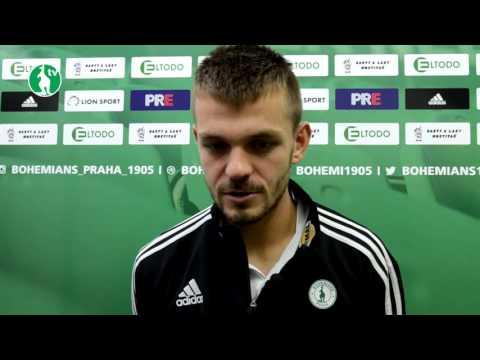 14. 10. 2016 - Bohemians Praha 1905 - FK Mladá Boleslav 1:3 (0:2) - pozápasové rozhovory