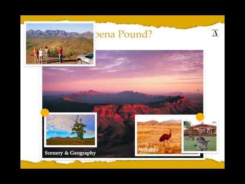 SATC Webinar   Wilpena Pound Resort & Ikara Safari Camp   Sept 30, 2014