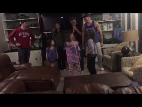 Knowlton family Christmas 2016 JUJU On That Beat!