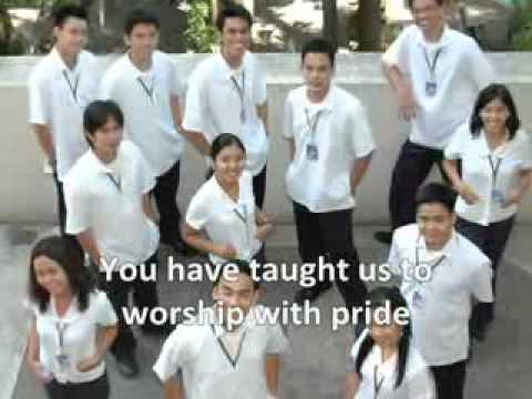 Xavier University - Ateneo de Cagayan School Hymn