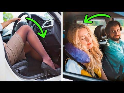 17 опасных действий, которые вы наверняка совершаете за рулем