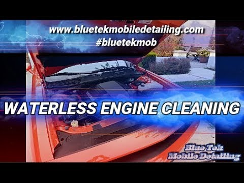 Mobile Detailing - Waterless Engine Cleaning EP 12
