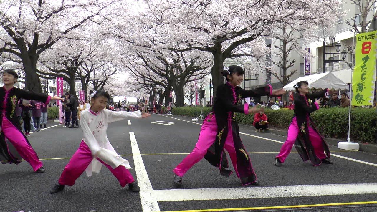 My Matsuri ひたち舞祭 Hi 杯2014 Bステージ ロリエフ Youtube