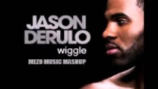 Jason Derulo Feat Snoop Dogg Wiggle DJ Guliev Mashup