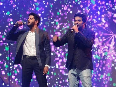 Dulqar Salman & Gopi Sundar singing Johny Mone Johny