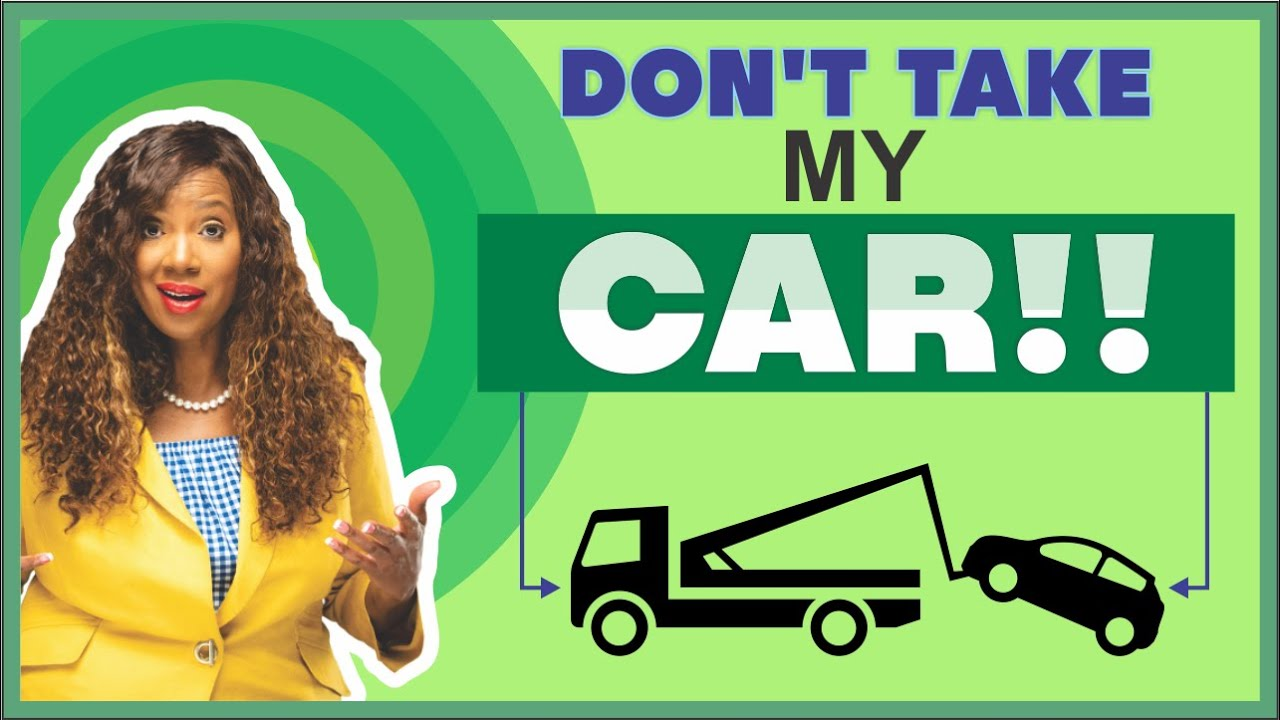 How to Avoid Getting Your Car Repossessed (Tips to keep your car)