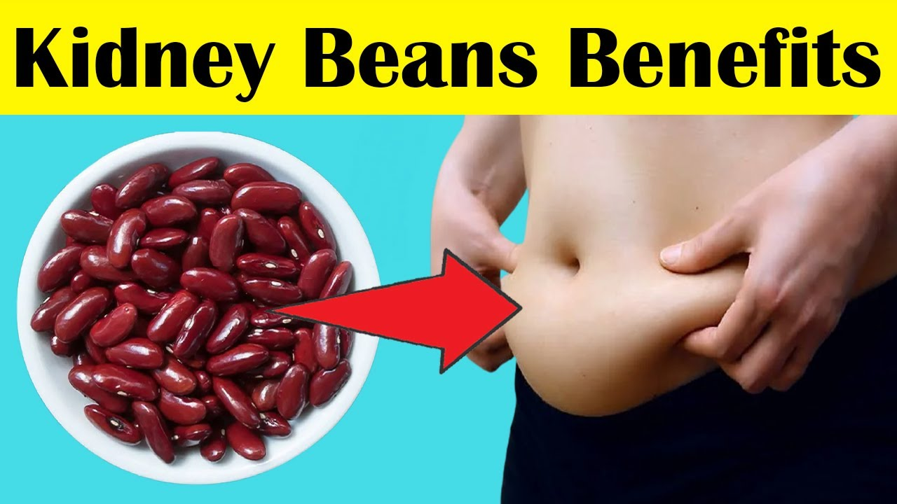 12 Powerful Health Benefits of Kidney Beans