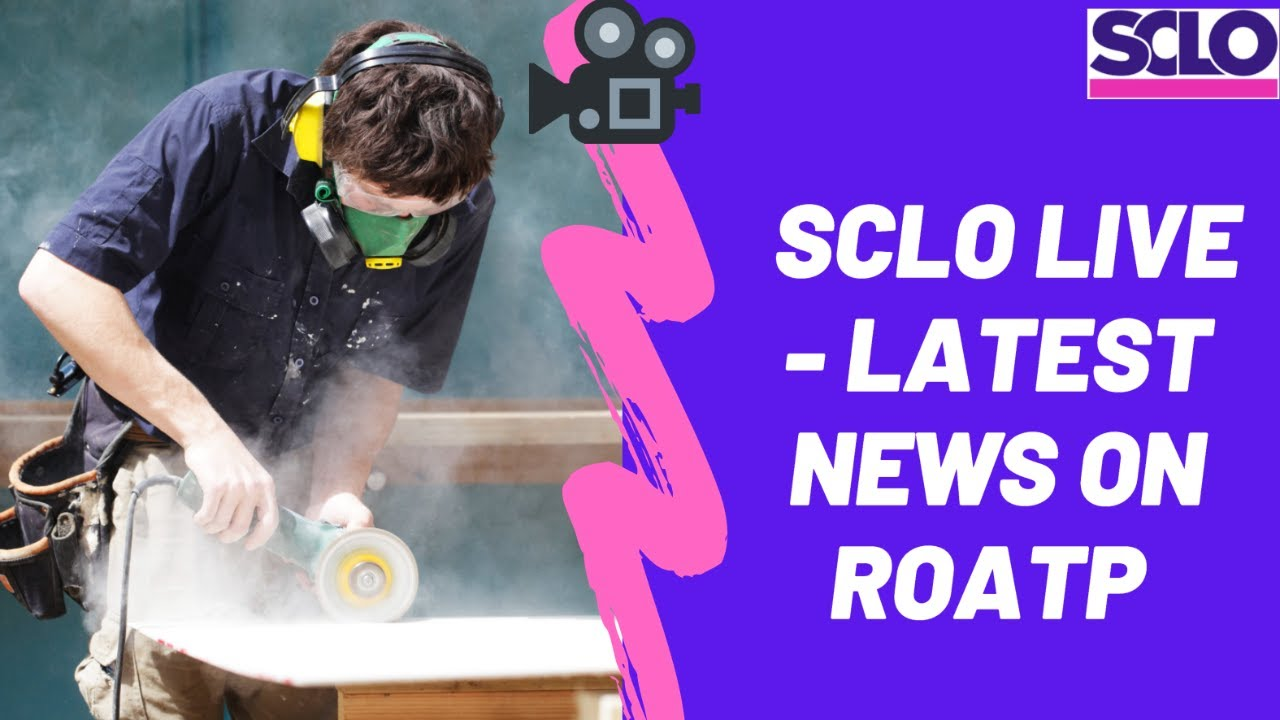 SCLO Live - Steve explains the new ESFA guidance on the RoATP process
